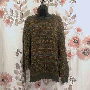 Green XL Merona Sweater